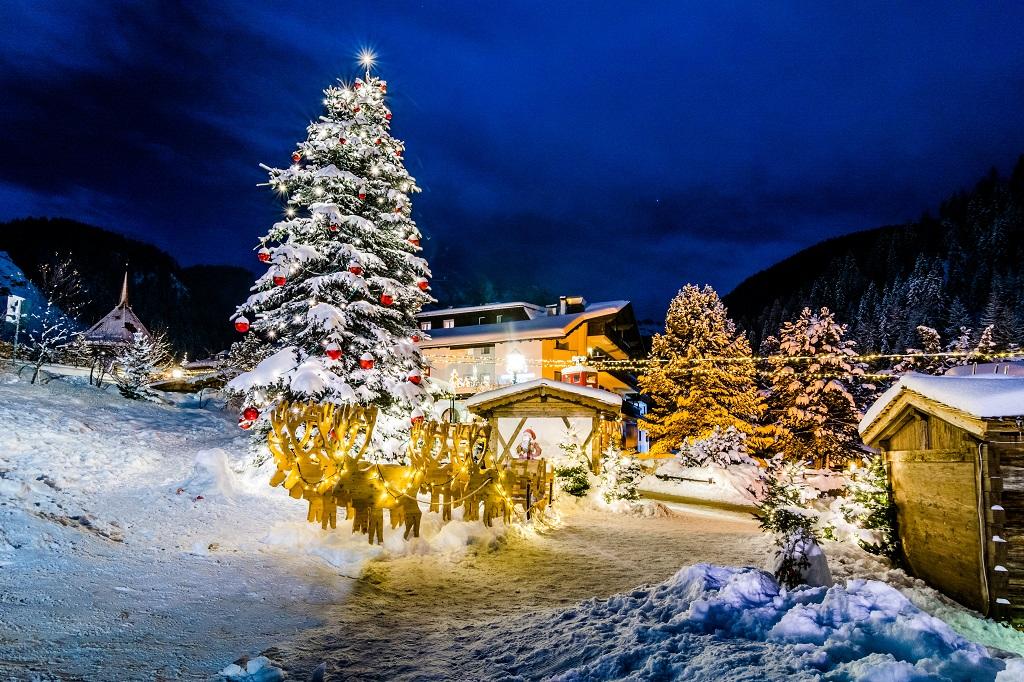 Julemarked -Val Gardena - Italia