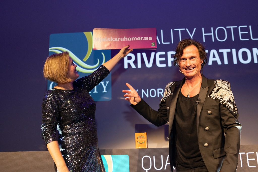 Quality Hotel River Station - Drammen - åpningsfest 15. november 2019