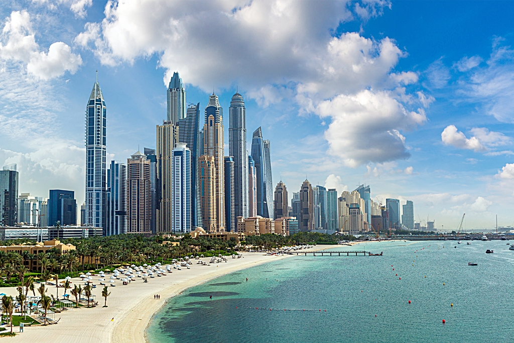 Dubai - Emirates - kampanje - november 2019