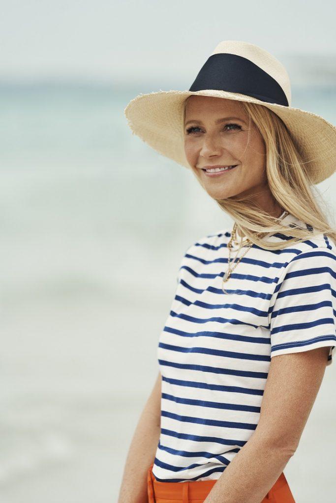 Dubai Tourism - Gwyneth Paltrow på stranden