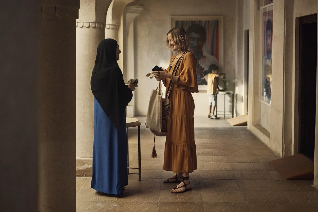 Dubai Tourism - Kate Hudson - Kunstmarked - Attelier