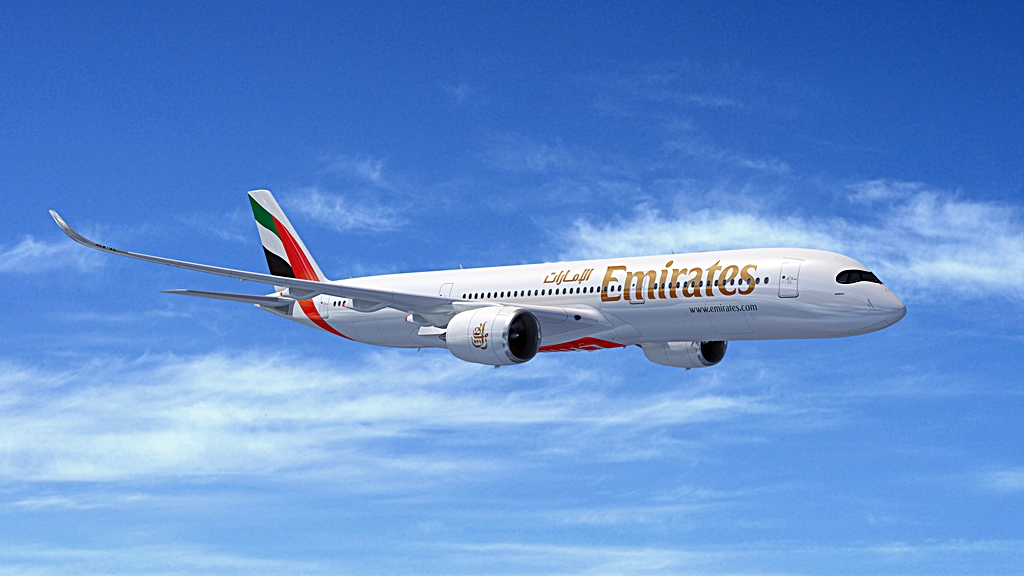 Emirates Airbus A350-900 XWB