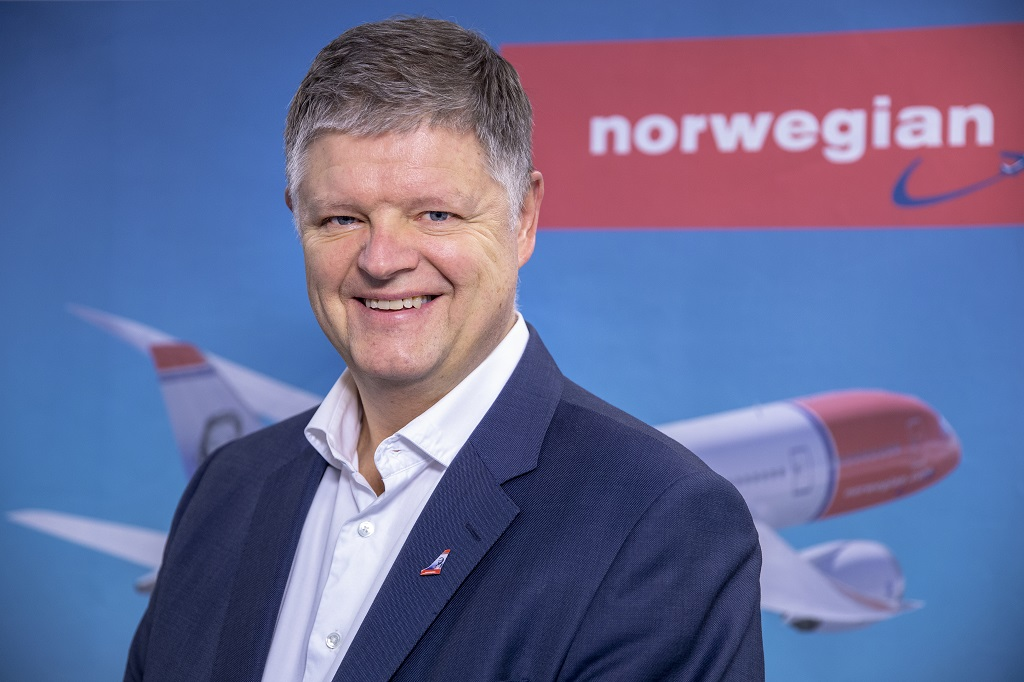 Jacob Schram - Direktør - Norwegian