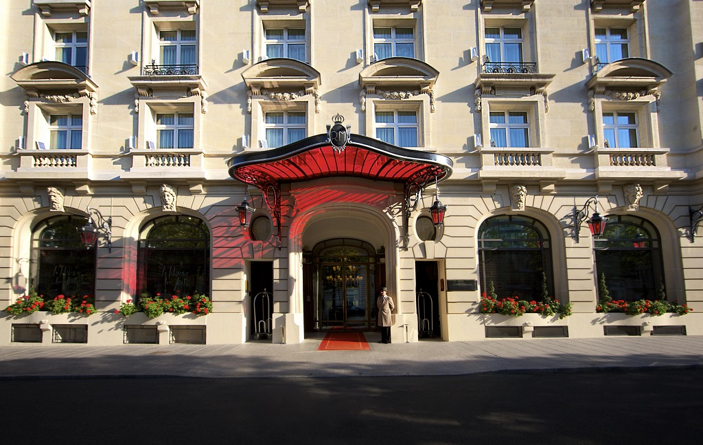 Le Royal Monceau Raffles - Hotell- Paris - Frankrike