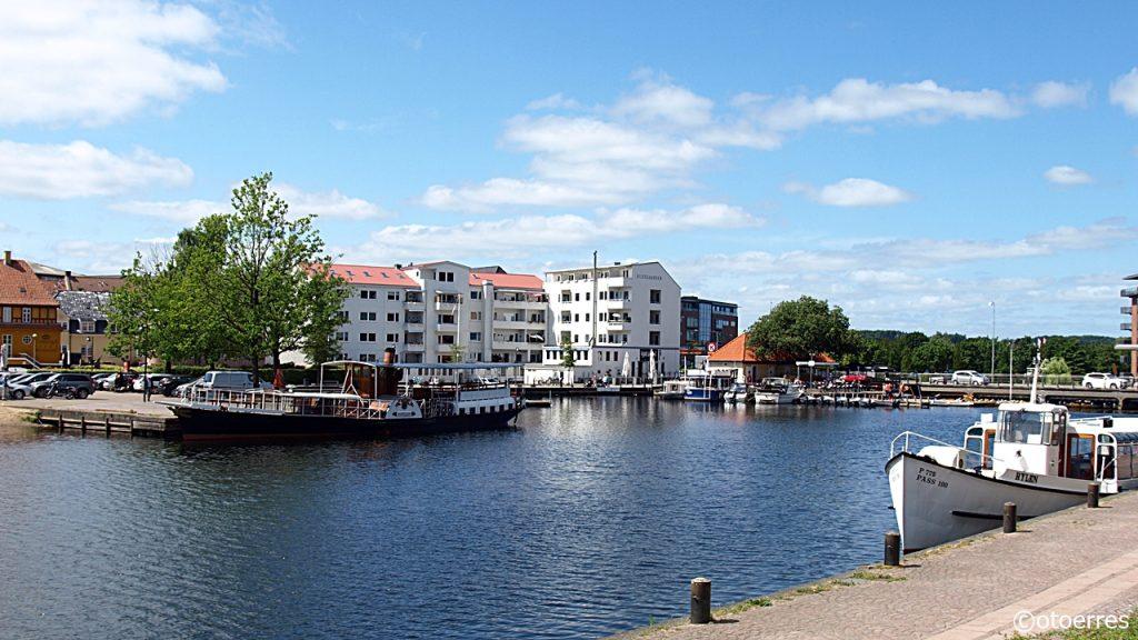 Silkeborg - Båthavn - Gudenåen - Julsø