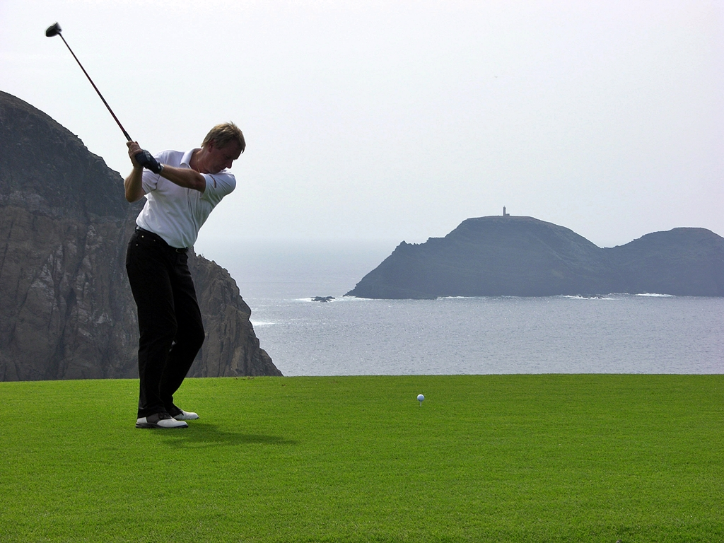 Portugal - Golf - Porto Santo Golfe - Madeira
