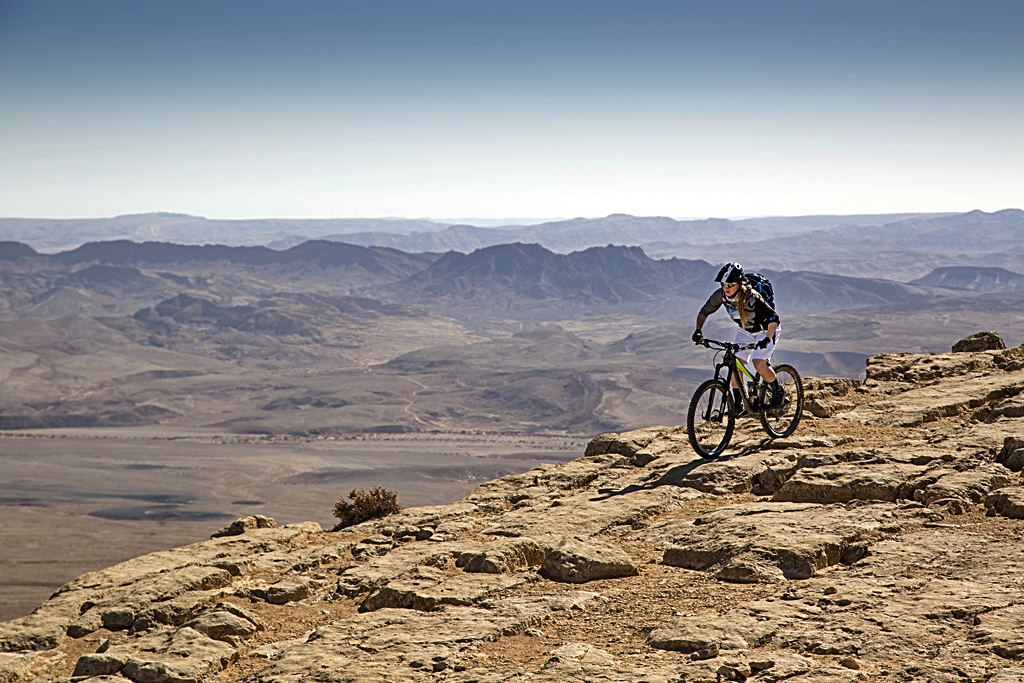 Israel - Mountainbiking - Hermon Bike Park