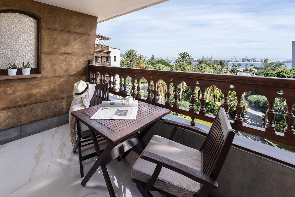 Santa Catalina Royal Hideaway Hotel - Gran Canaria - Kanariøyene - rom - Veranda - Gran Canaria - Kanariøyene