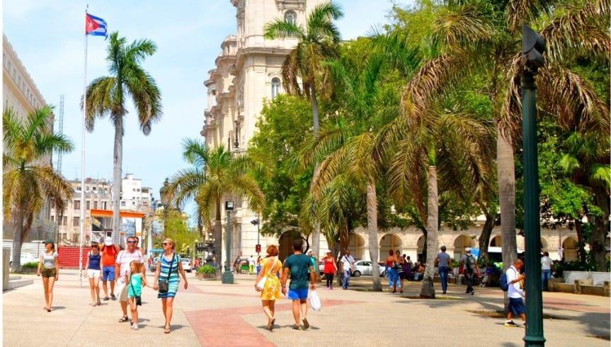 Havanna - Cuba - Karibien - Svanerejser
