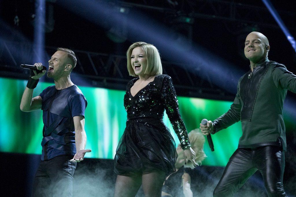 Keino - Melodi Grand Prix 2019 - Finale - Oslo Spektrum