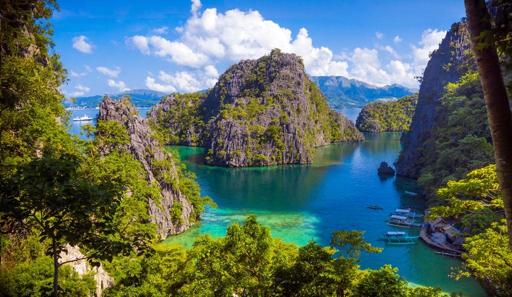 Coron - Palawan - Filippinene