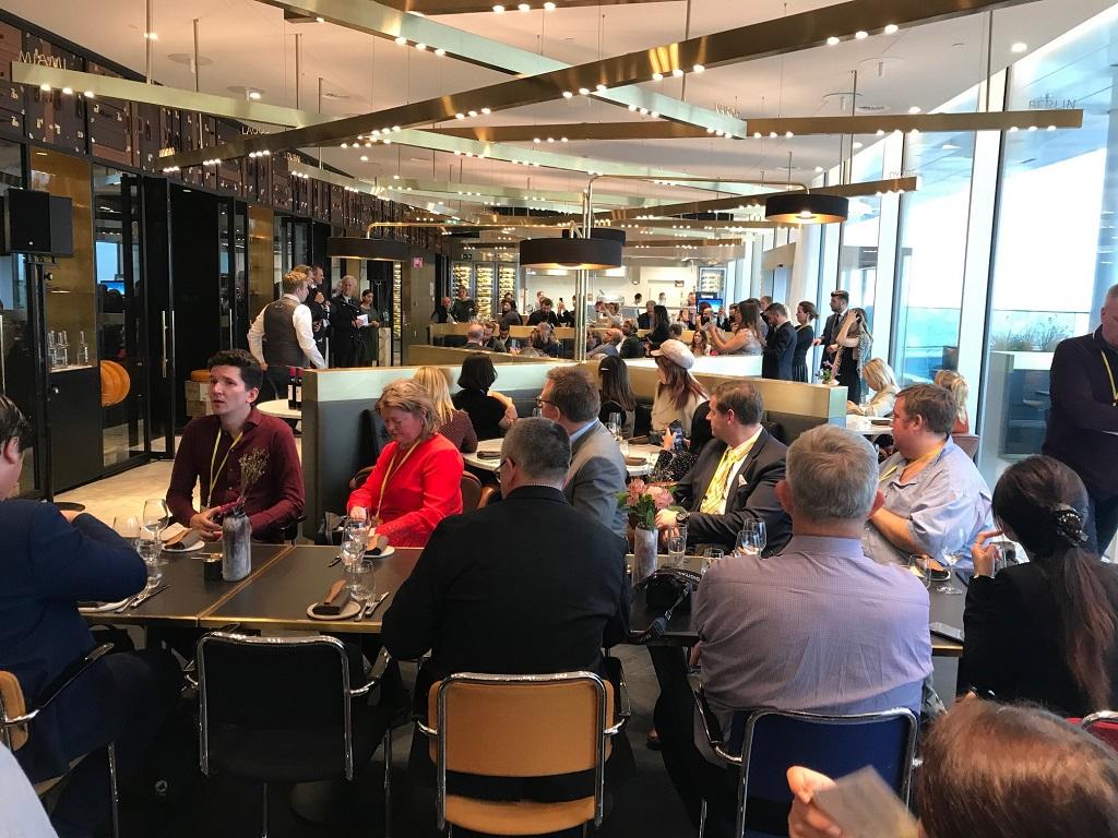 KLM - ny passasjerlounge - Amsterdam - Schiphol - Nye Reiselivsavisen