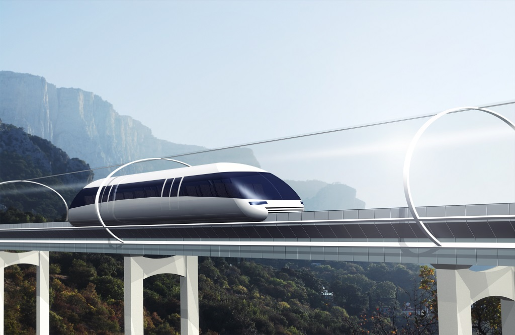 Hyperloop - BCD Travel - 2019