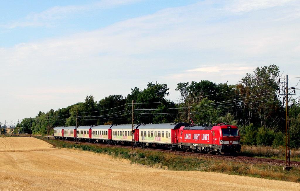Berlintoget - Snälltåget - Sverige - Tyskland
