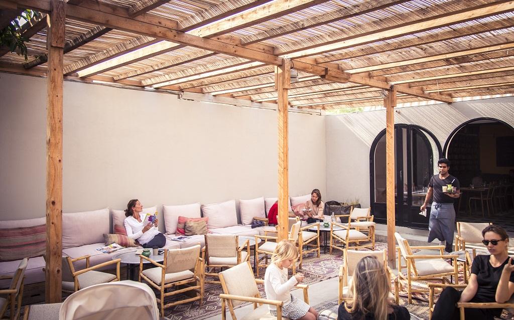 Comptoir102 - Vegansk cafe - Dubai