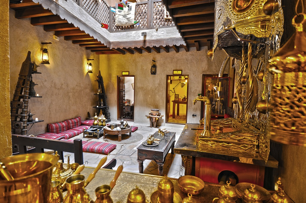 Dubai Coffe Museum- Dubai - De forente arabiske emirater - UAE