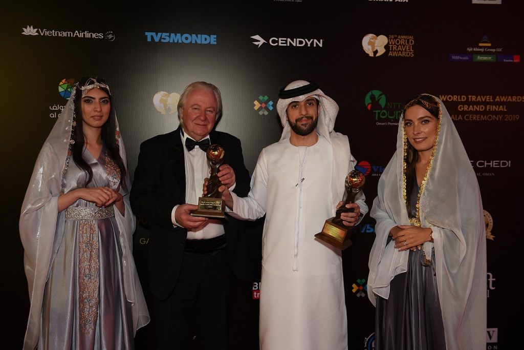 Dubai - World Travel Awards 2019