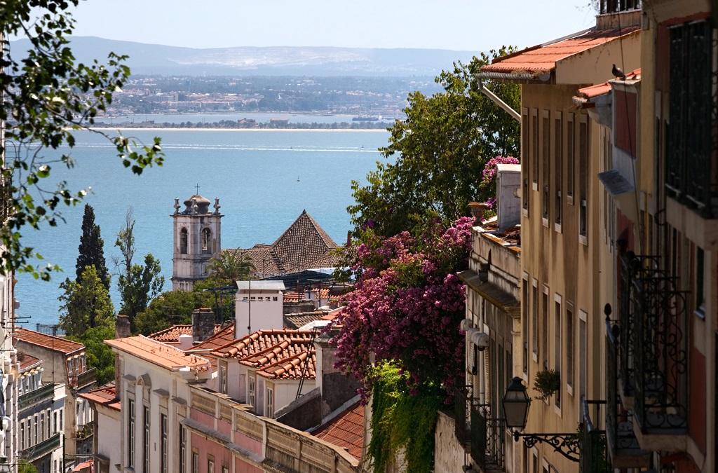 Lisboa - den grønne hovedstaden - Portugal