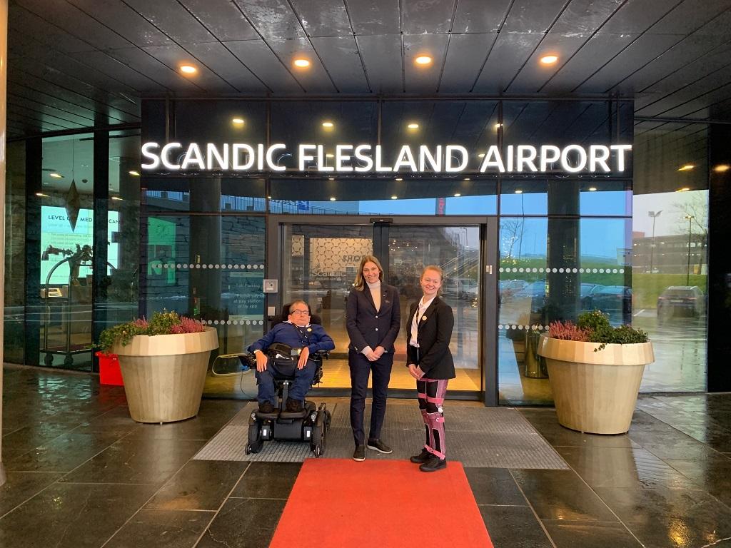 Scandic Hotel Flesland Airport - Funkisdagen 2019