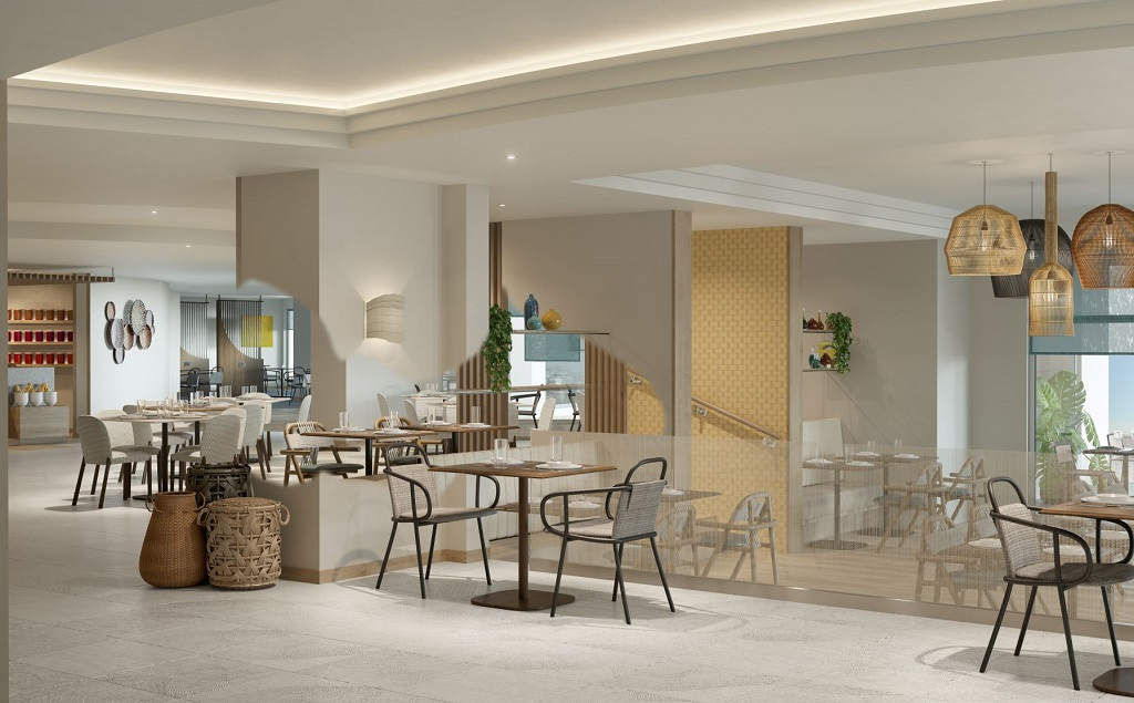 Malta Marriott Hotel & Spa - The Market - Restaurant