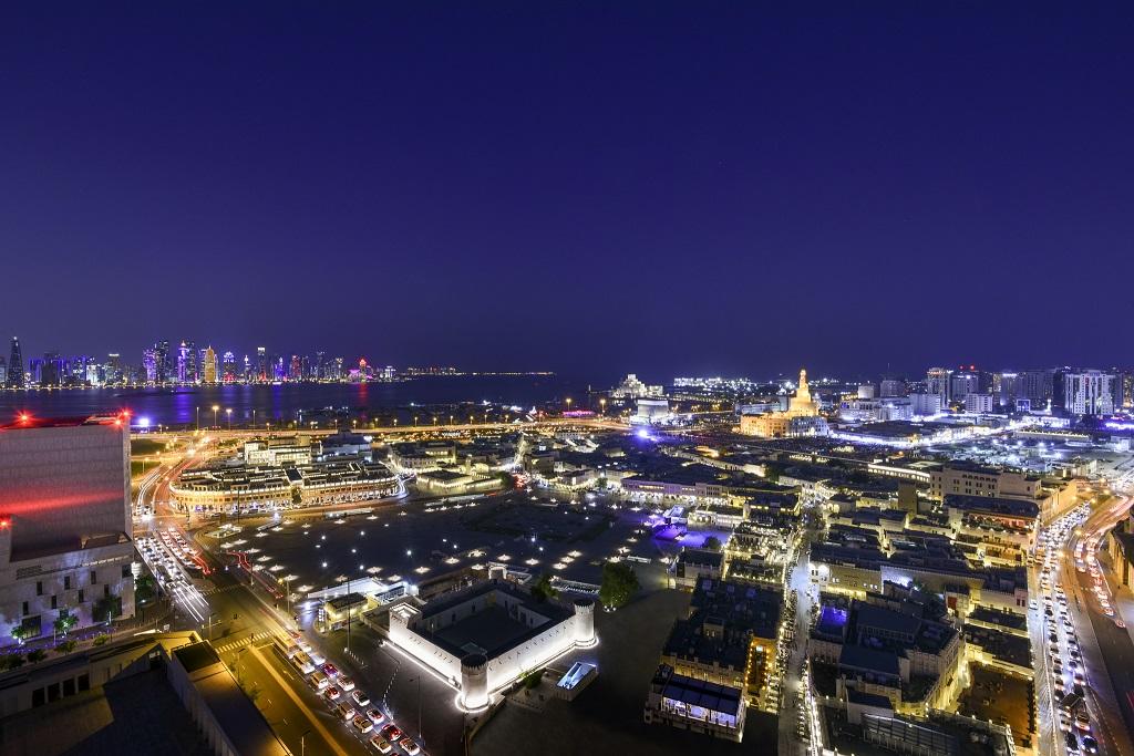 Utsikt - Alwadi Hotel Doha MGallery - Doha - Qatar -Accor