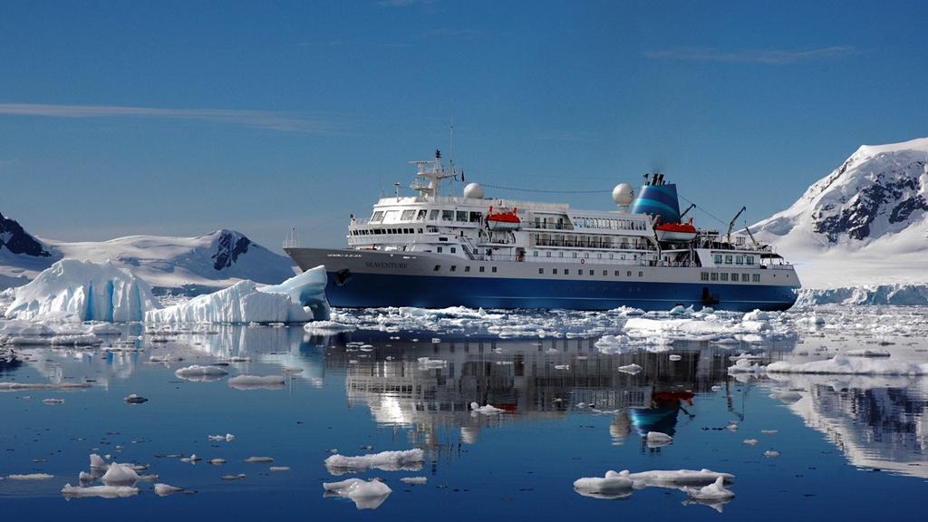 MS Seaventure - Cruiseskip -Viva Cruises