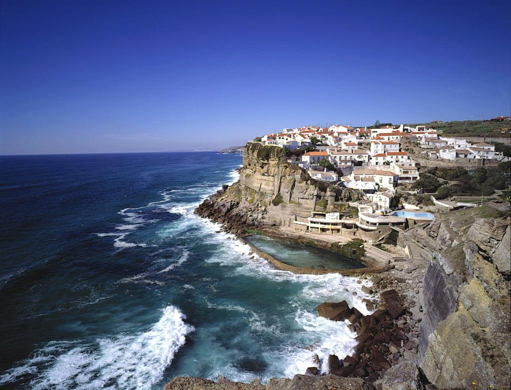Sintra - Atlanterhavet - Portugal