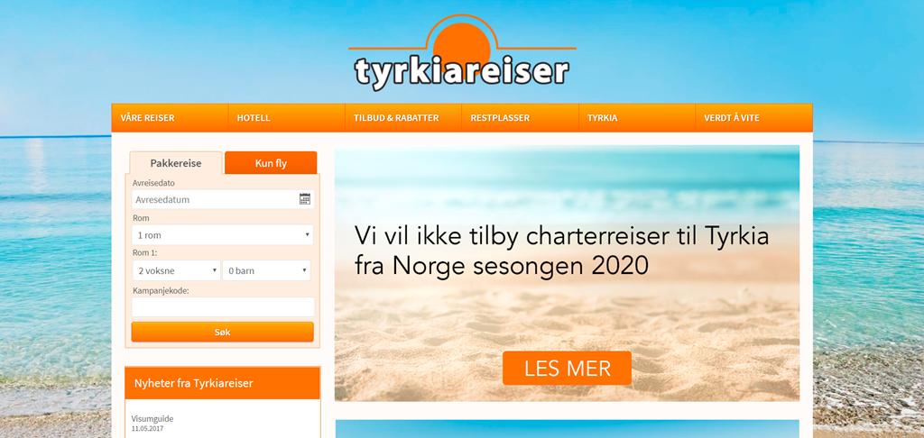 Skjermbilde - Tyrkiareiser - sesongen 2020 - salgspause