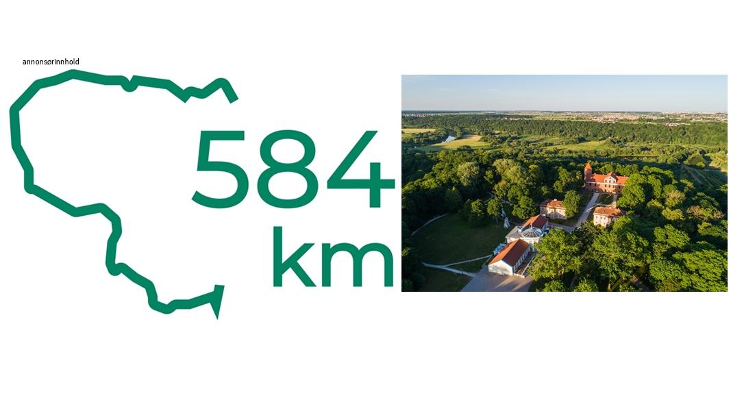 Toppbilde - Litauens mest besøkte turistattraksjoner