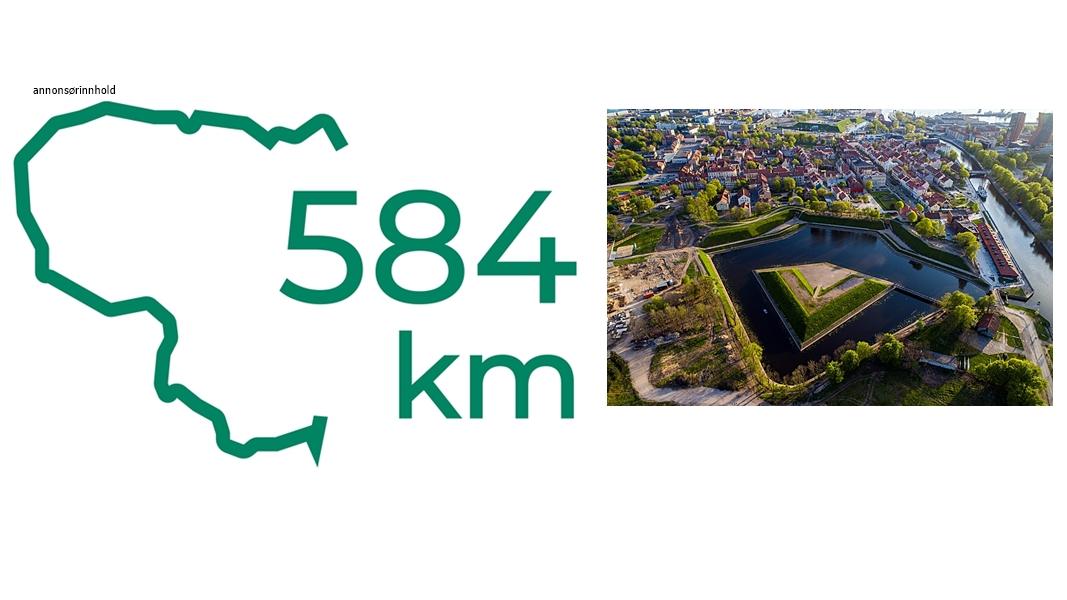 584 kilometer Litauen - toppbilde - Syv severdigheter i havnebyen Klaipeda
