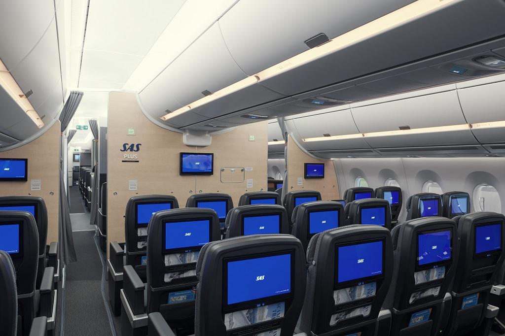 SAS Plus - Kabin - SAS - Airbus A 350 XWB