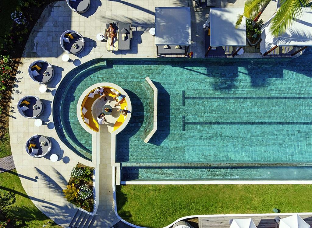 Pool - Sofitel Istanbul Taksim - Istanbul - Tyrkia - Accor