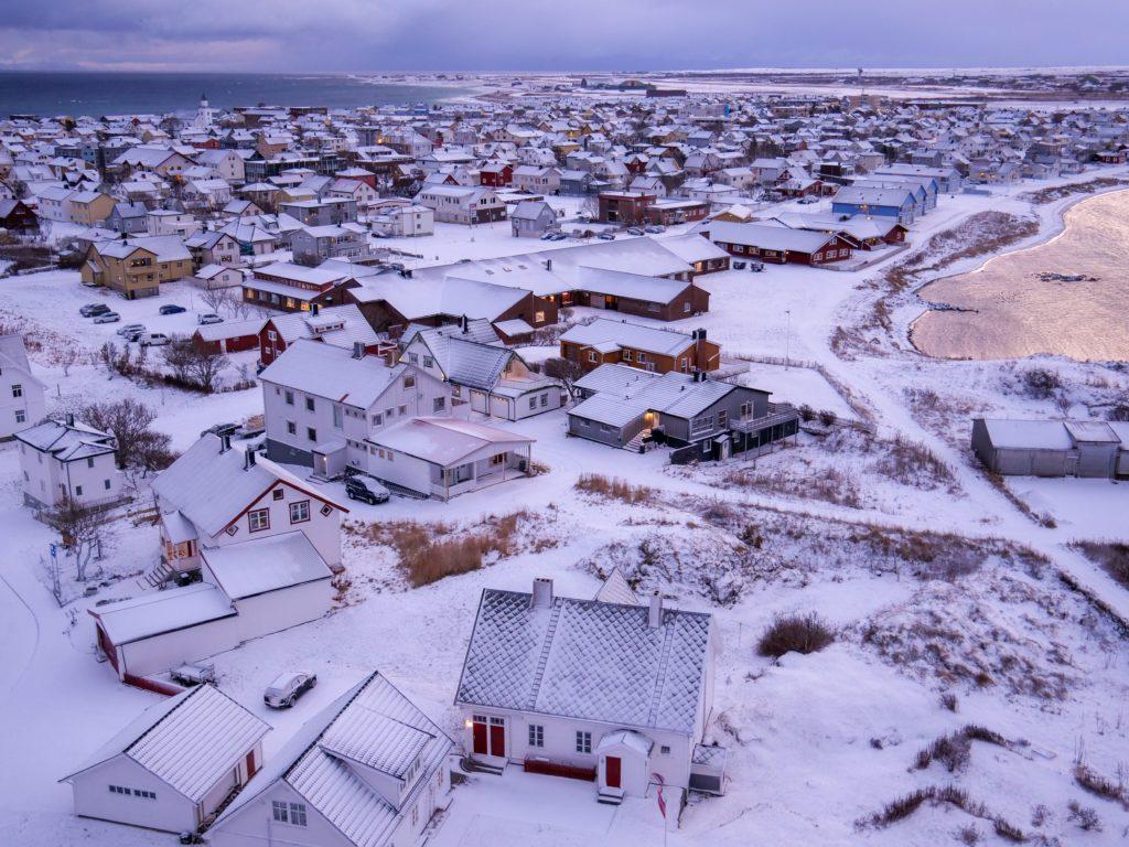 Andenes - Andøya - Vesterålen - Nordland fylke