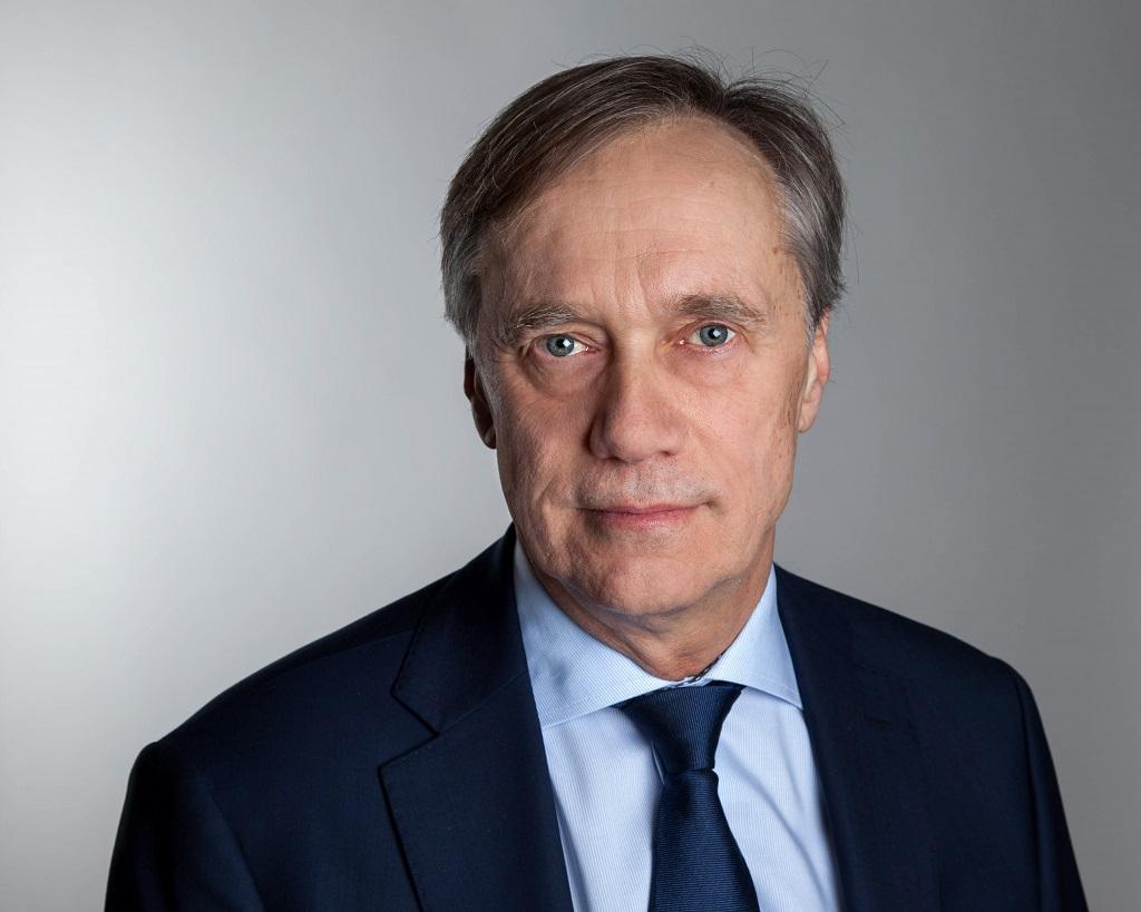 Bjørn Kristiansen- Konserndirektør - Bane Nor
