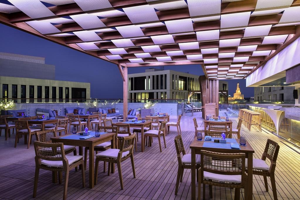 Restaurant - Alwadi Hotel Doha MGallery - Doha - Qatar -Accor