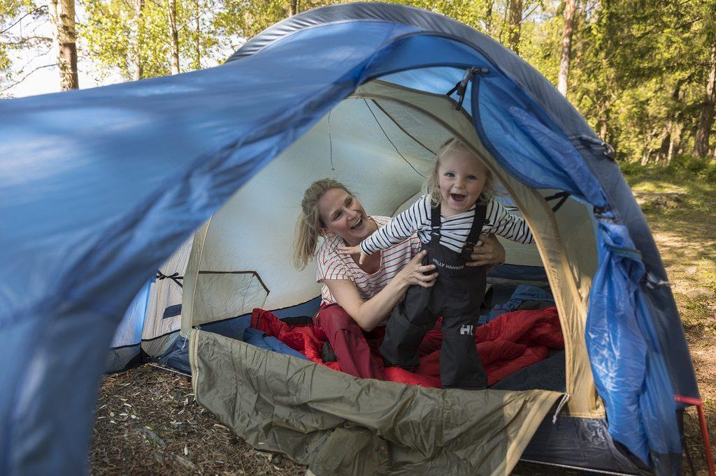 #nattinaturen - 2019 - Telt - overnatting ute - Norsk Friluftsliv