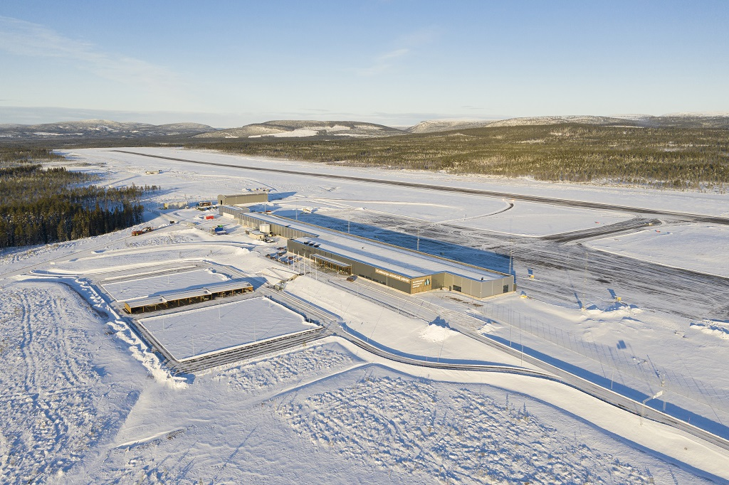Scandinavian Mountains Airport - oversikt - desember 2019