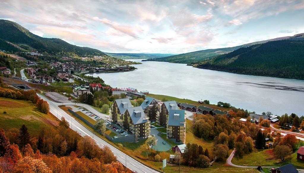 View -Åre - Sverige - Reiseliv - Leiligheter - Bjørn Dæhlie
