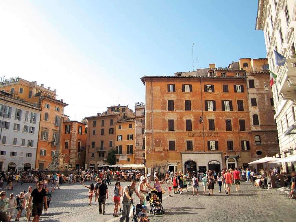 Vinggruppen - Phantheon - Roma