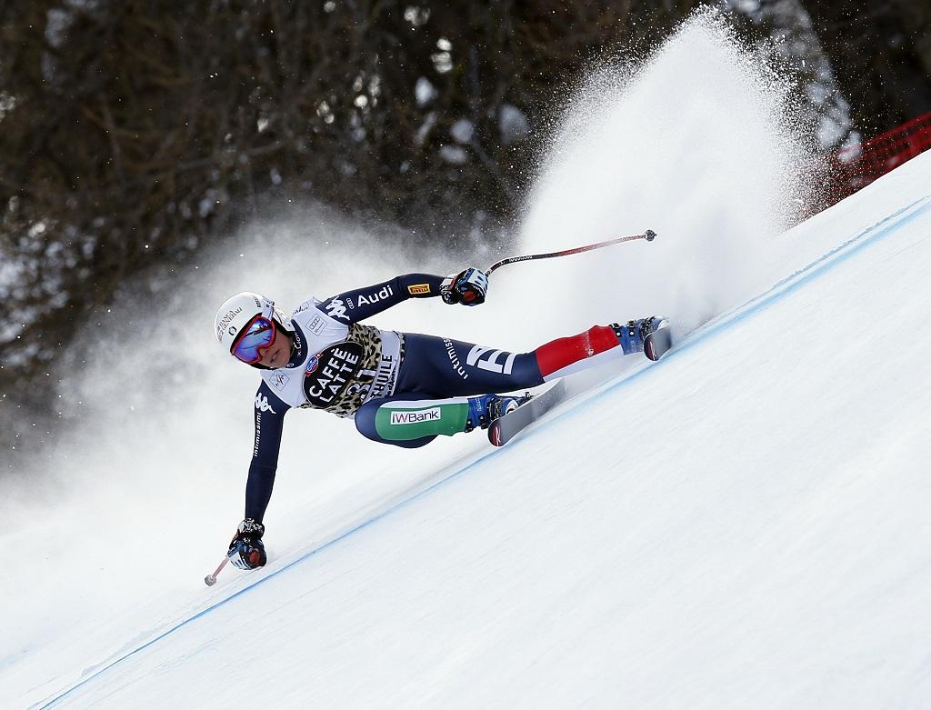 Federica Brignone - Alpinist - Italia - Utforløype - La Thuile - Aosta