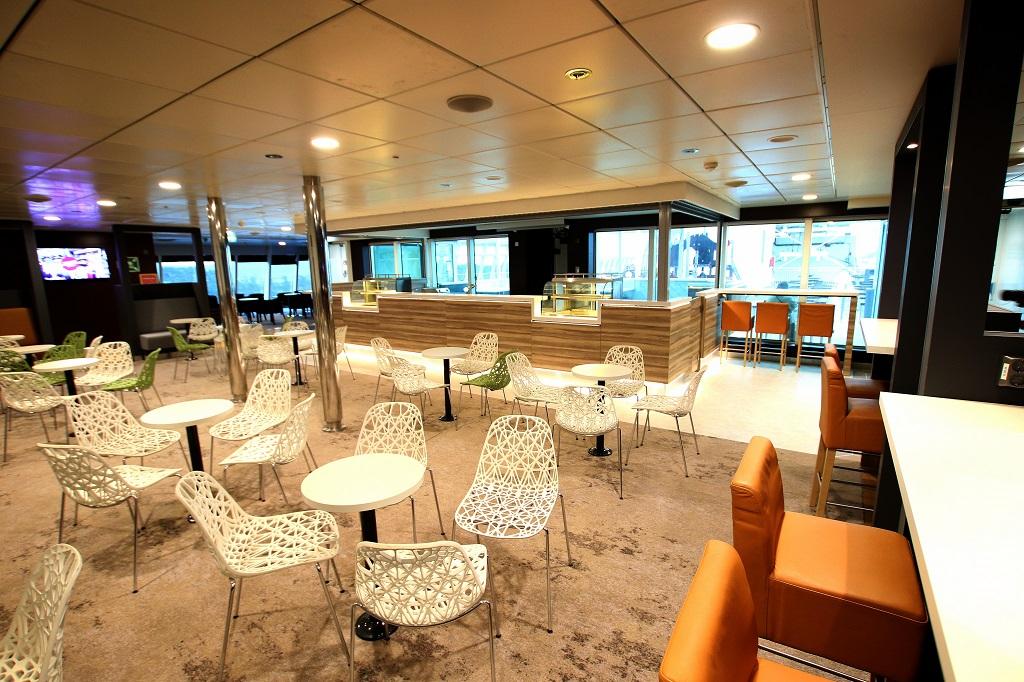 Sky Bar - MS Stavangerfjord - Fjord Line - 2020