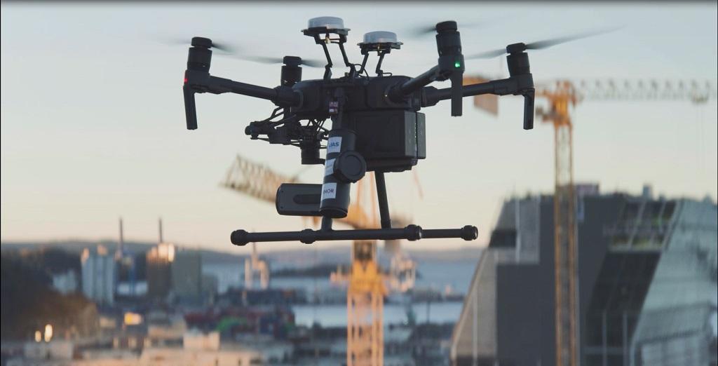 Drone - Avinor Flysikring