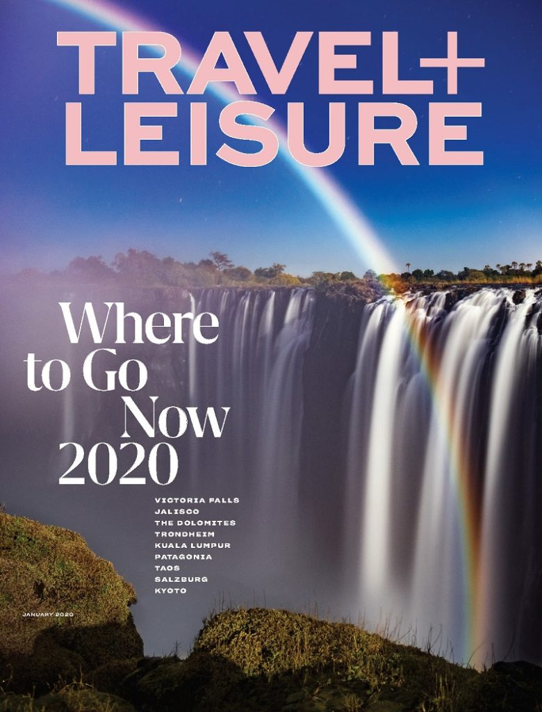 Travel + Leisure Magazine - Britannia Hotel - Trondheim - 2020