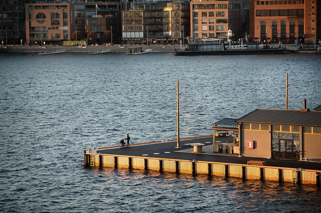 Akershusutstikkeren - kai - Christian Radich - Oslo Havn - Gjenåpning 2020