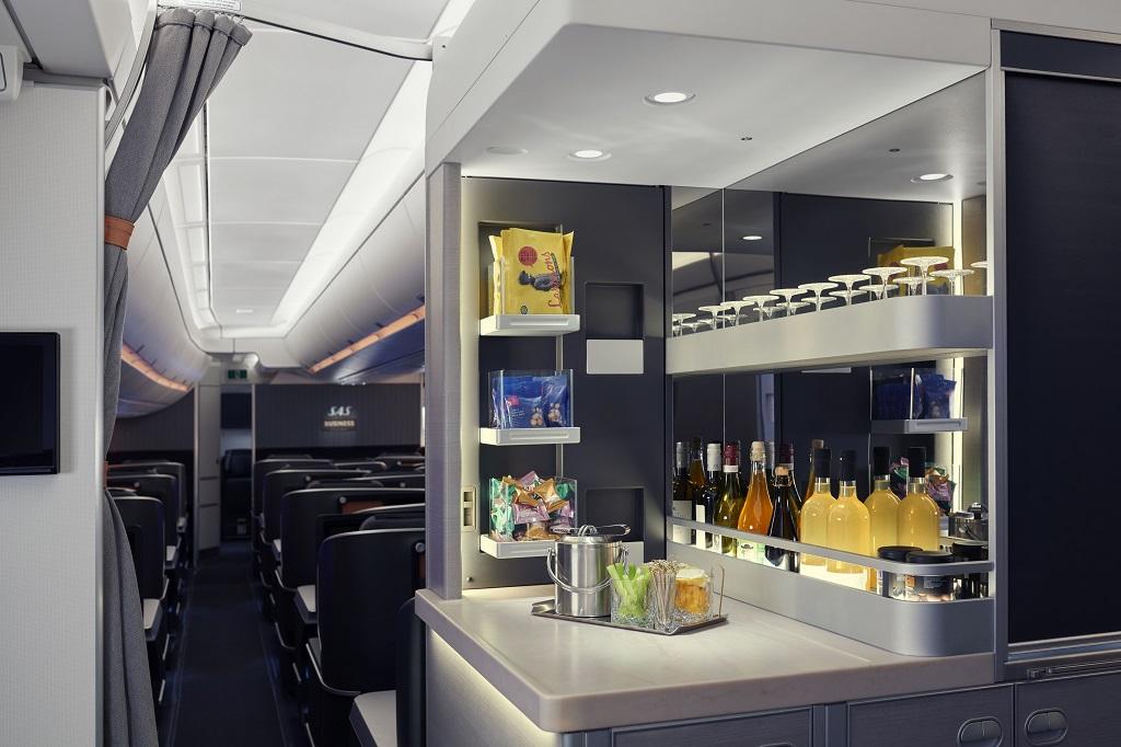 SAS - Airbus A350XWB -Gally