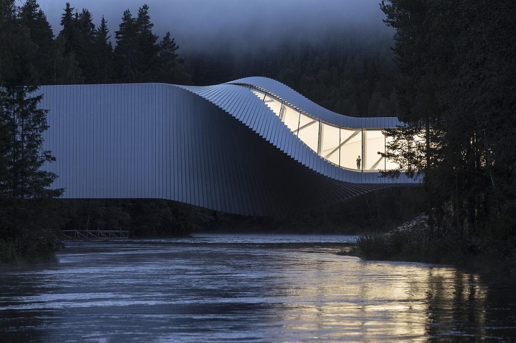 Kistefos - Jevnaker - museum - Destinasjon