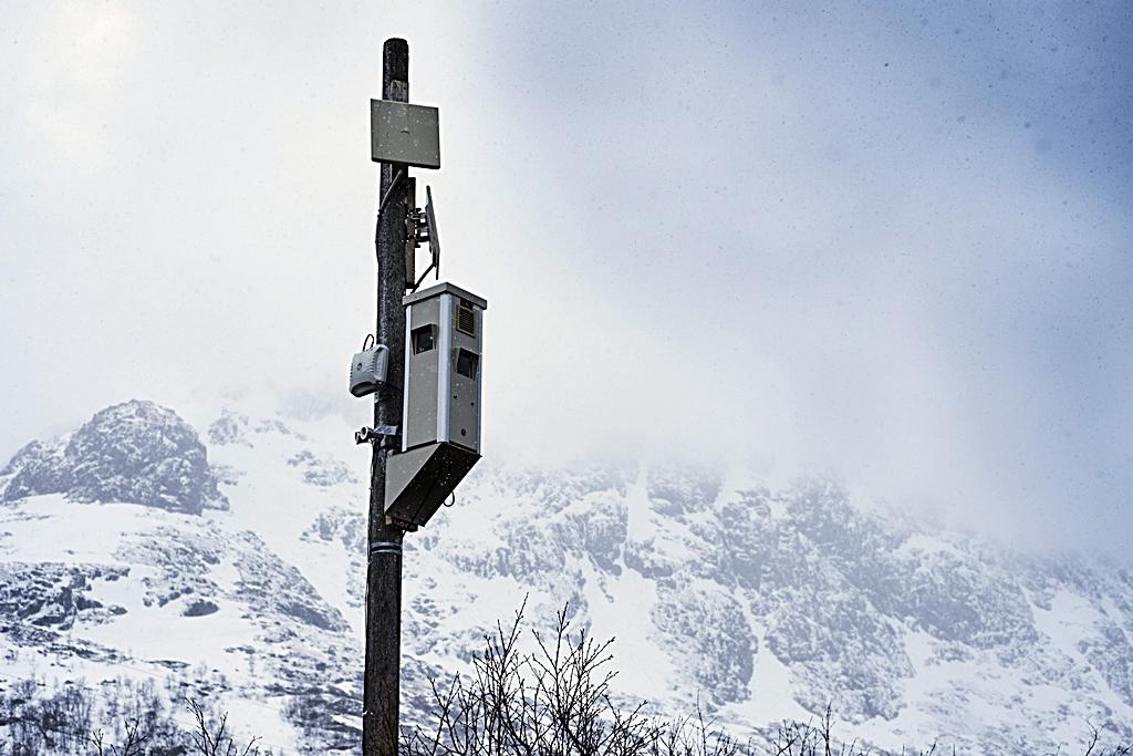 Værkameraer - Stiftelsen Norsk Luftambulanse