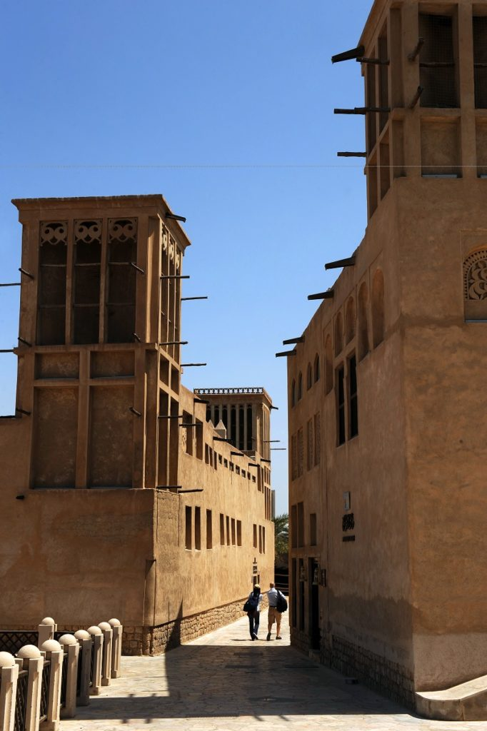 Al Fahidi Historical District - Dubai - Forente Arabiske Emirater