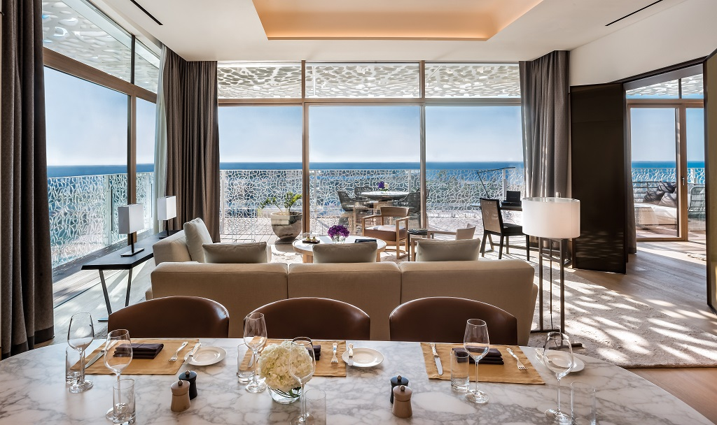 Bvlgari Hotel & Resort Dubai - Dining Room