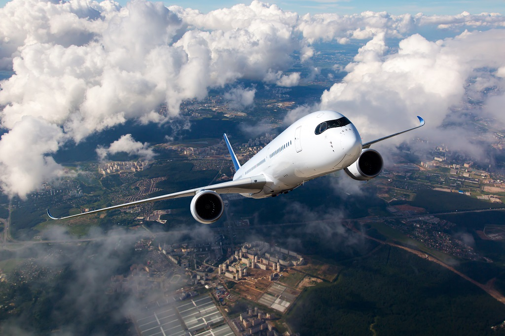 Flyåret 2019 -Illustrasjon - Airhelp